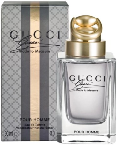 GUCCI Made to Measure EDT - 90 ml  (For Men)