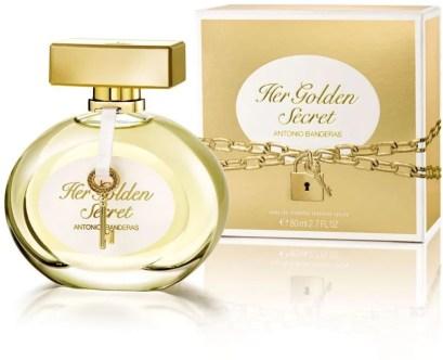 Antonio Banderas Her Golden Secret Eau de Toilette - 80 ml  (For Girls, Women)