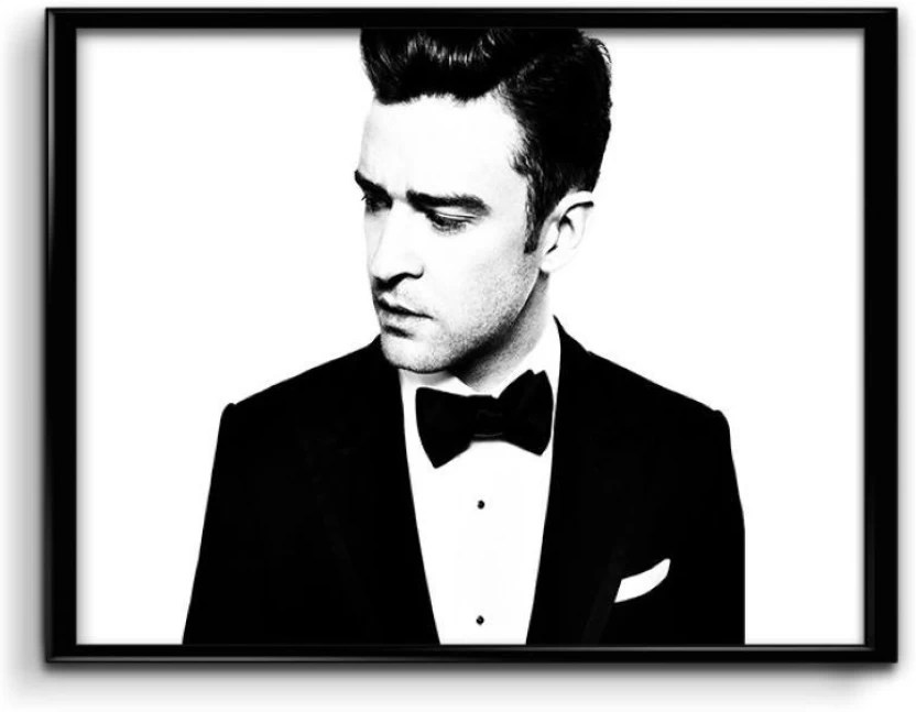 chair exercise justin timberlake what are chairs made out of suit and tie canvas art personalities