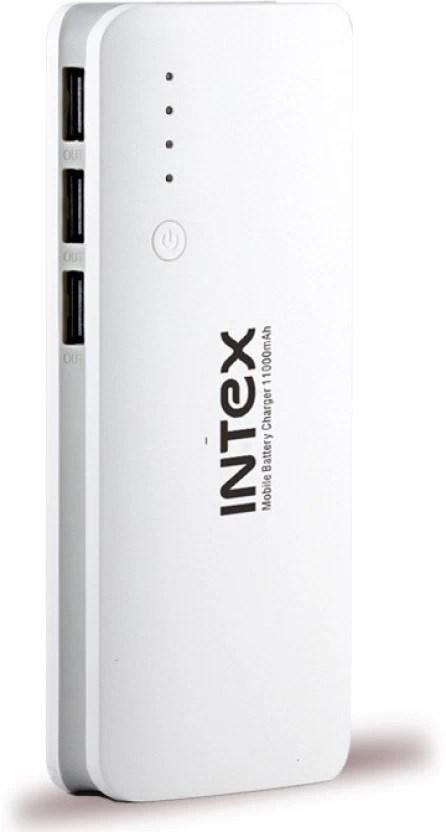 Buy Intex IT-PB11K 11000 mAh Power Bank at Rs.699