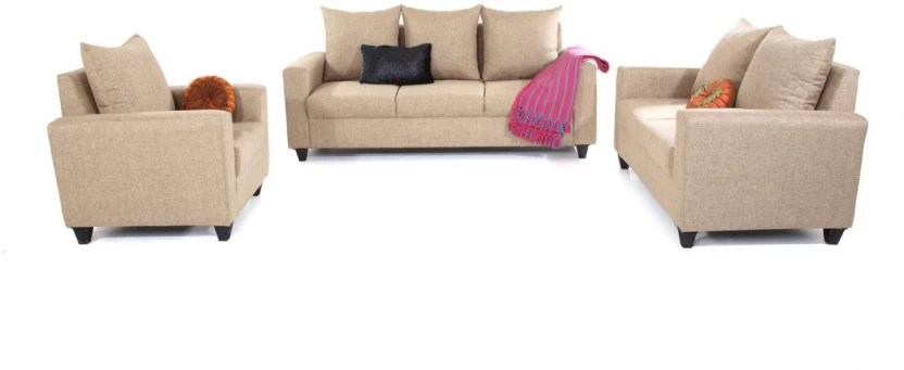 beige sofa set ethan allen sofas and chairs furnicity fabric 3 2 1 price in india buy