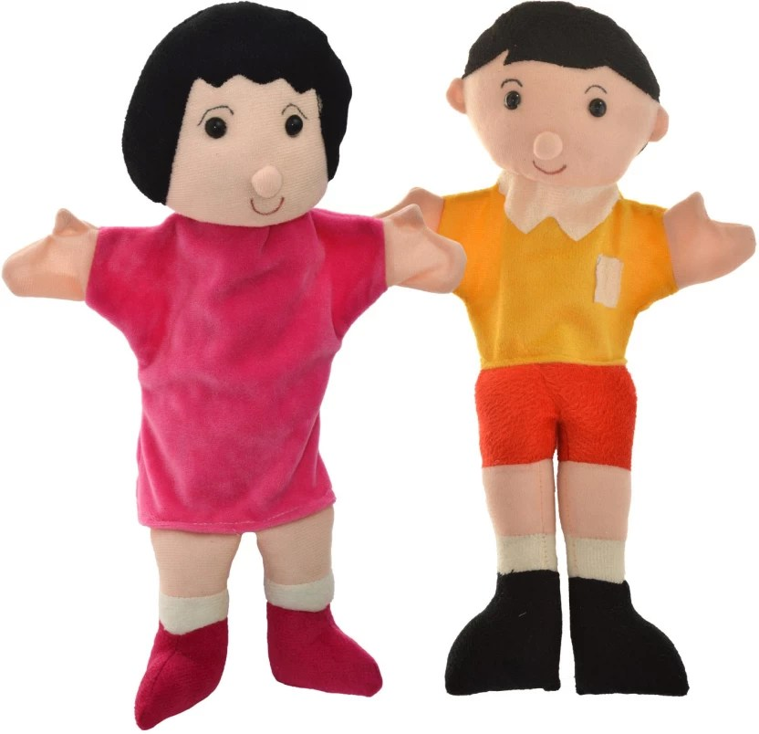 cuddly toys hand puppets