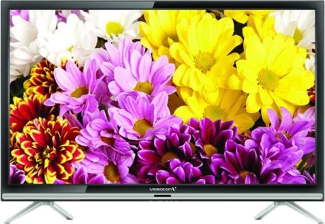 Videocon 80cm (32) HD Ready Smart LED TV (VMR32HH18XAH, 3 x HDMI, 3 x USB)