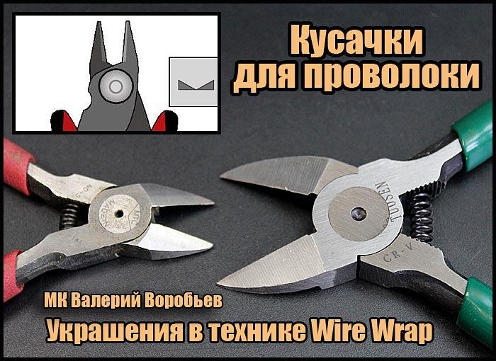 Инструмент для создания украшений из проволоки