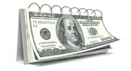 dollars 1 - Досрочное погашение ипотеки в СберБанке - методы, расчеты, условия