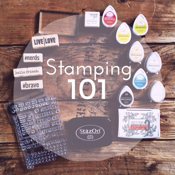 Stamping 101 | The Basics