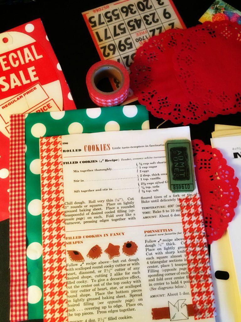 Nulls' December Daily album for rukristin