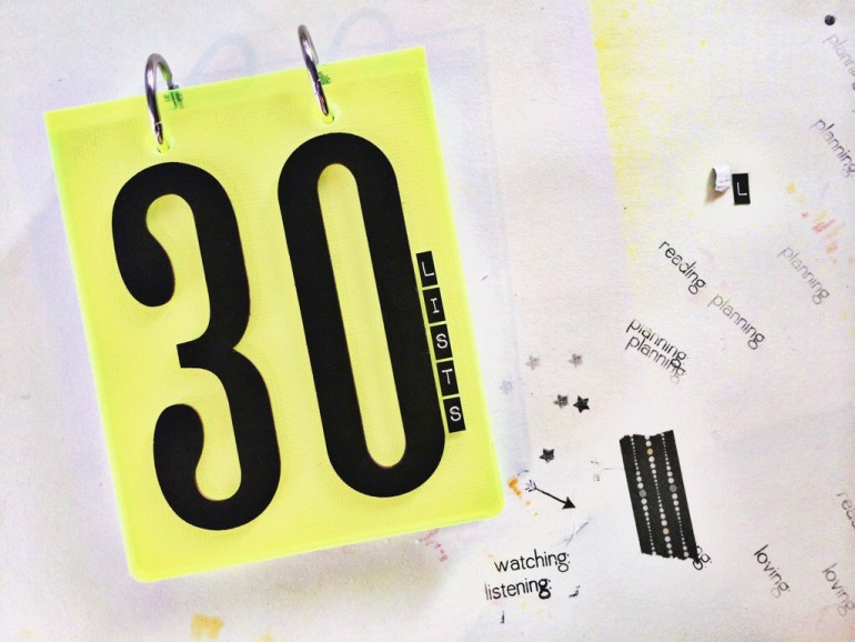 rukristin 5 tips for 30 lists success
