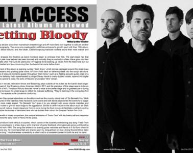 AFI: AFI (The Blood Album), Album Review