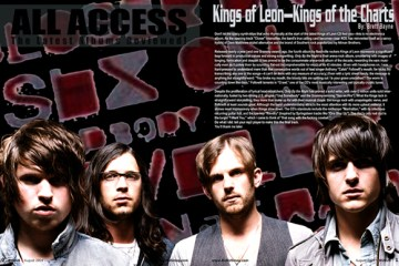 Kings of Leon: Only By The Night, Album Review
