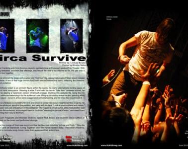 Circa Survive, Concert Review