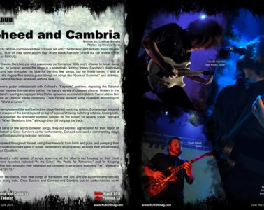 Coheed and Cambria, Concert Review
