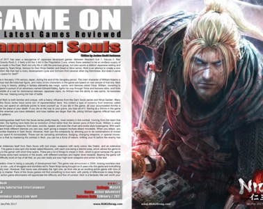 Nioh, Game Review
