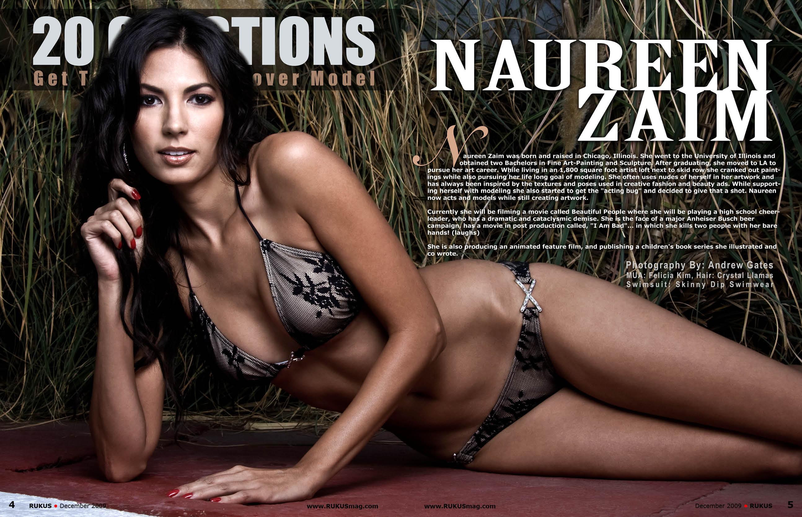 Naureen Zaim Nude Photos 90