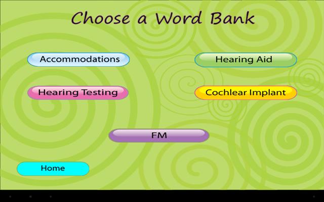 Hangman Word Banks