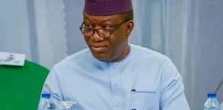 We have returned five schools to missionaries for effective management, Fayemi not invited, Fayemi pardons 12 inmates in Ekiti, Ekiti State governor, Nigerian Correctional Service, 12 inmates, clemency