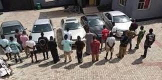 internet fraud in Ogbomoso