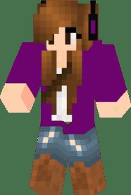 Her Minecraft Skin