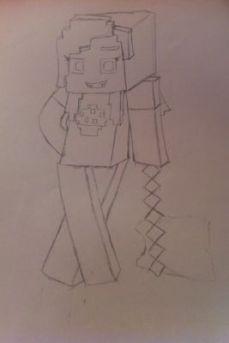 Minecraft Fan Art #2