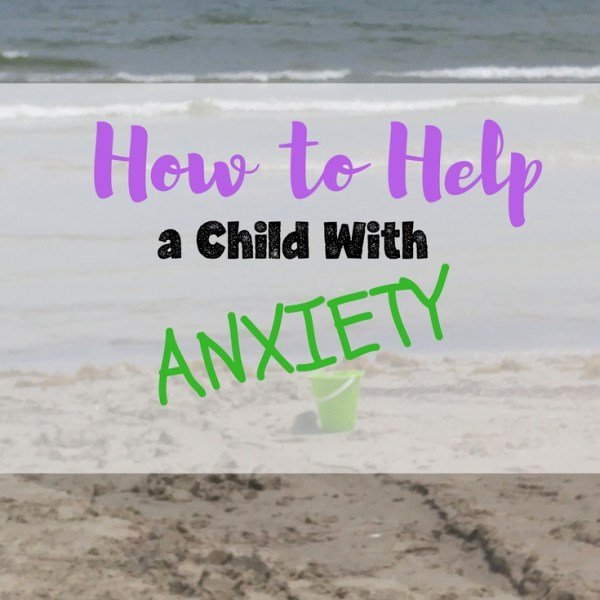 child anxiety