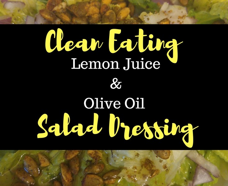 Move over Ranch and Italian dressing! This nutritious, easy and quick recipe is the most delicious clean eating salad dressing there is. Lemon juice, olive oil and Italian spices... AMAZING! Great for vegetarians, vegans, anti Candida diets.