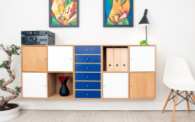 Get Organized: 5 Simple Steps For Organizing Your Home