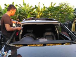 Pemasangan Kaca Mobil Chevrolet Captiva