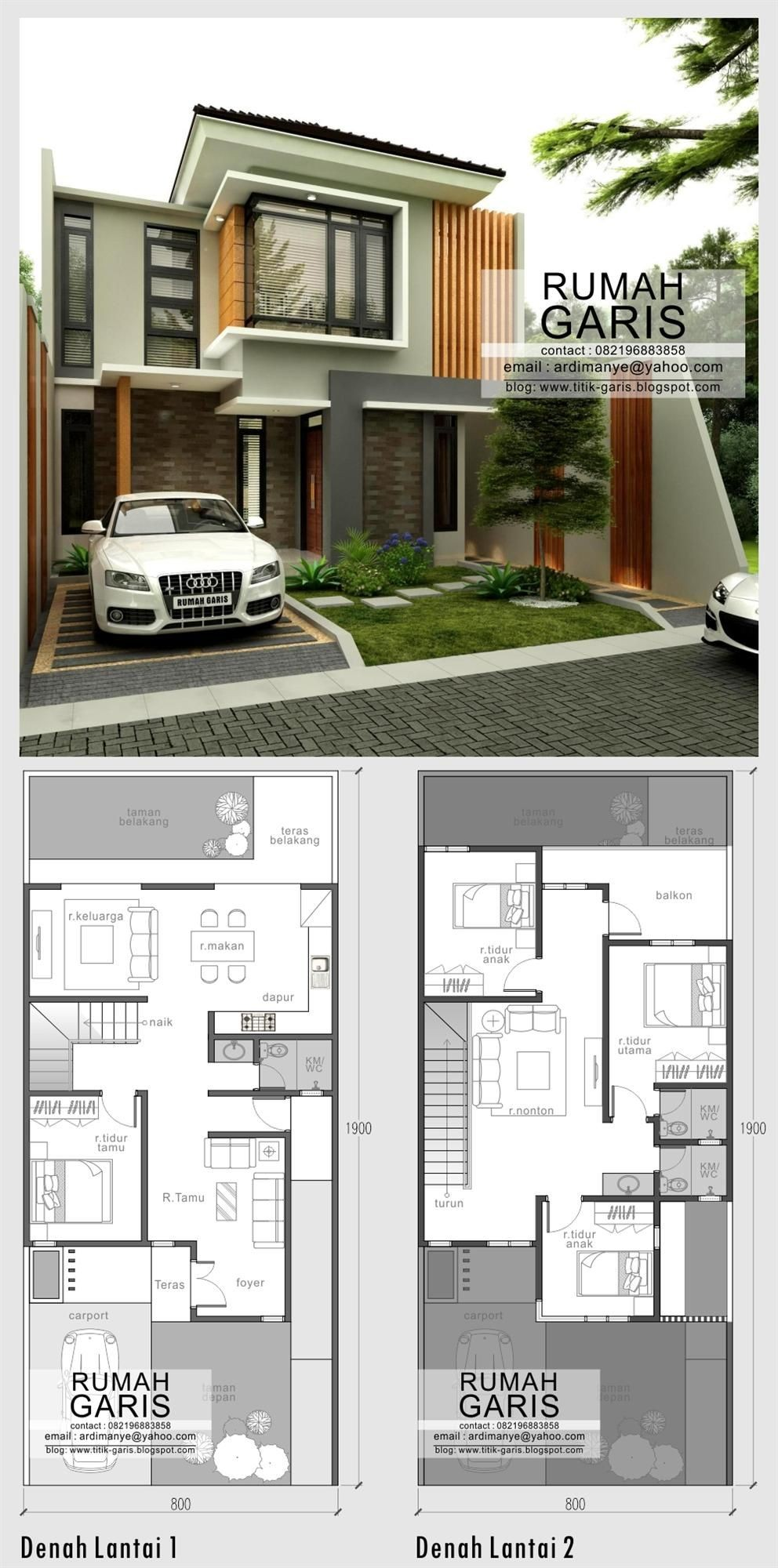 good use of light in a rowhouse plans townhouses storeys intended small house plans