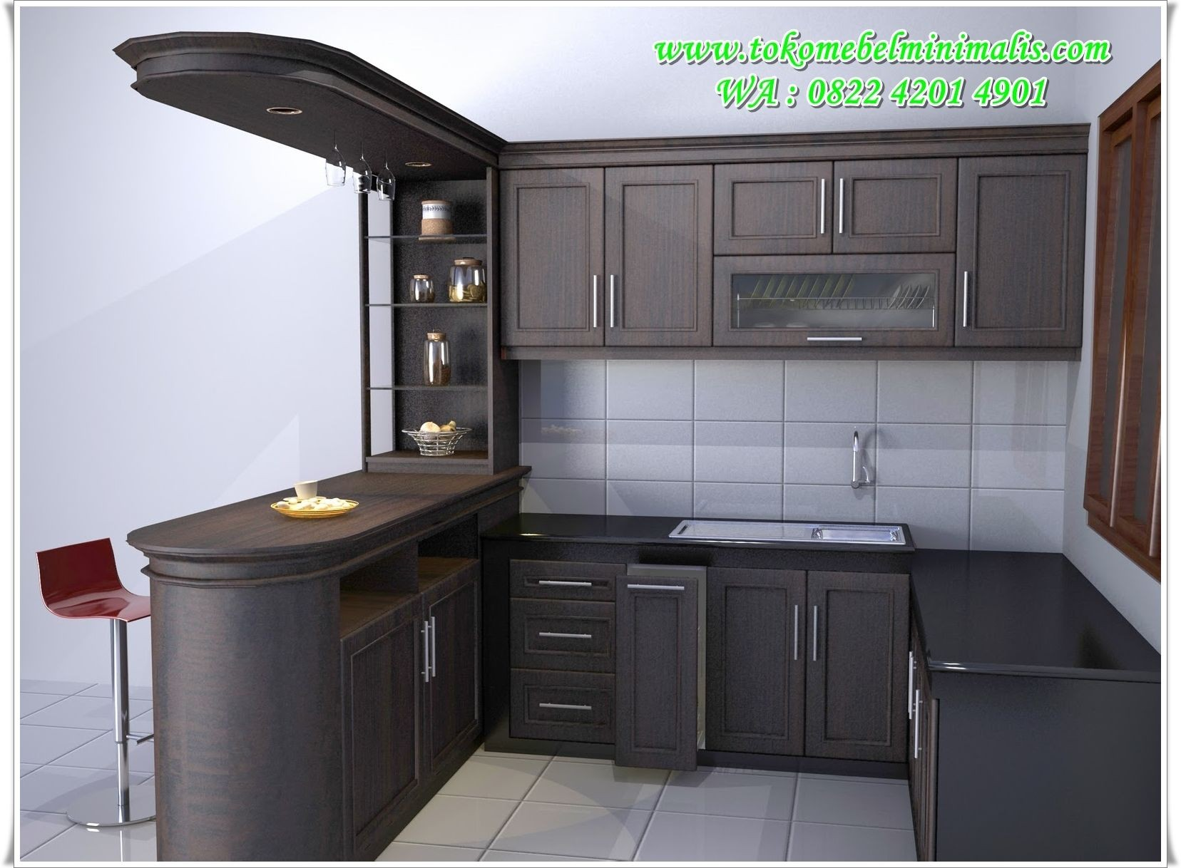 Desain Kitchen Set Kitchen Set Murah Kitchen Set Minimalis Modern Kitchen Set Minimalis