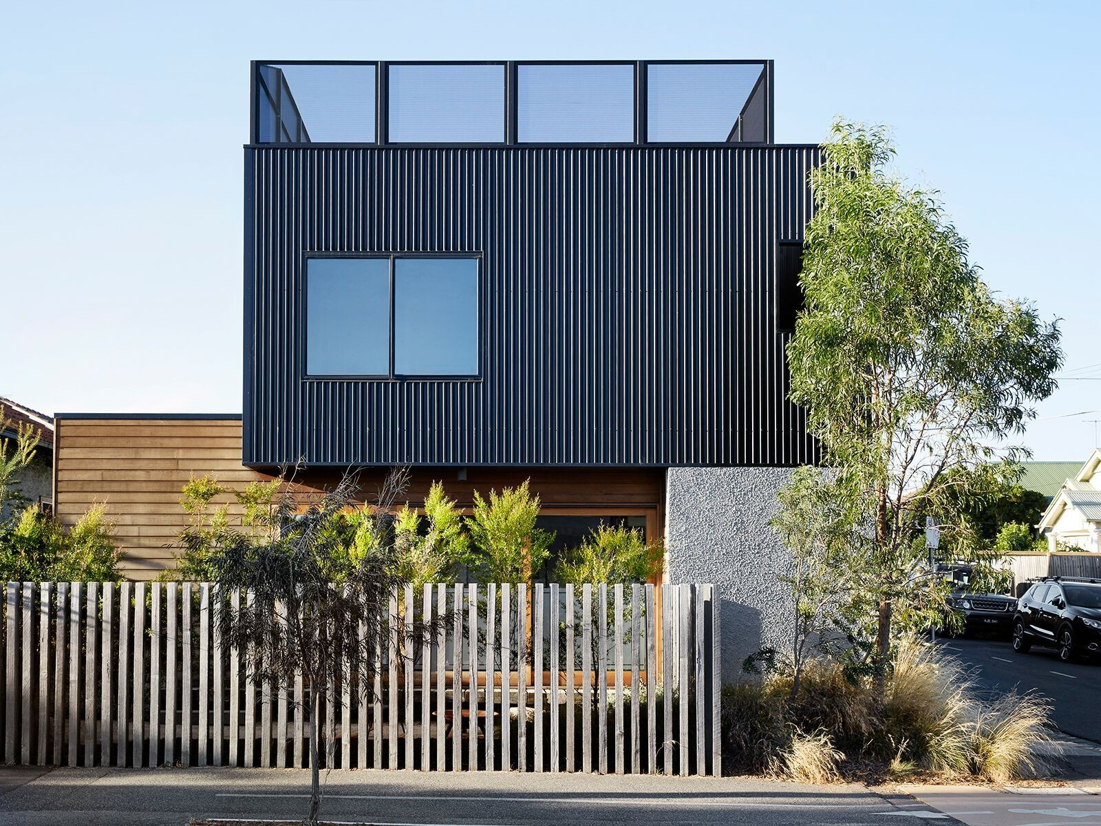 1 North Street by HIP V HYPE Liam Wallis Australia Design & Architecture Sustainable graphed by Tess Kelly Image 9