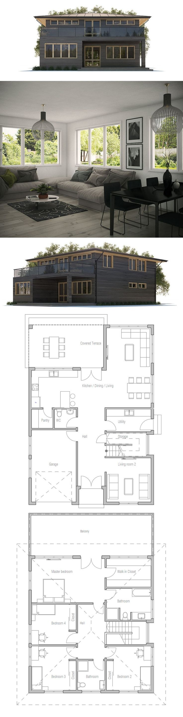 House Plans in Modern Architecture