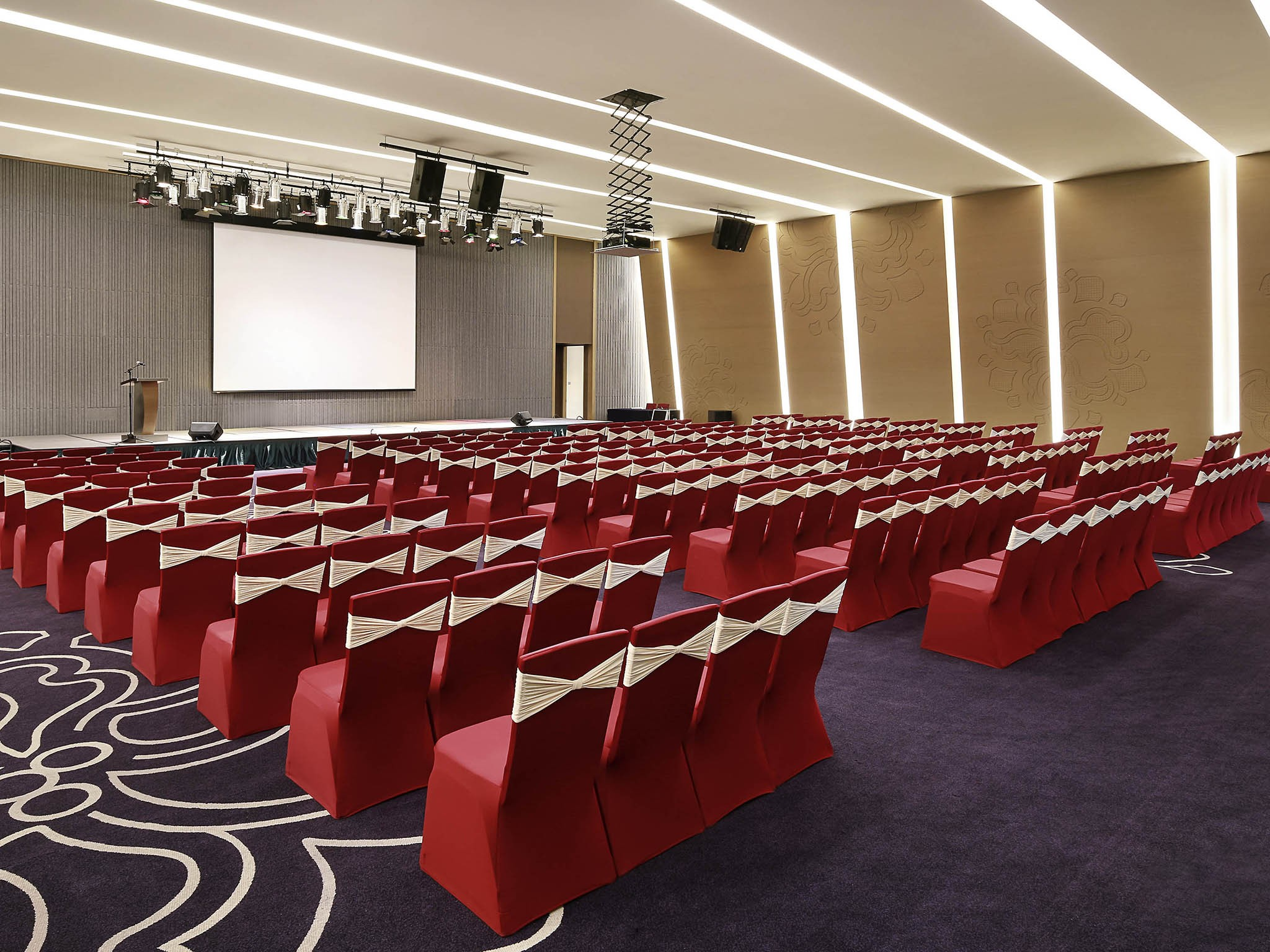 Meetings and events Novotel Melaka