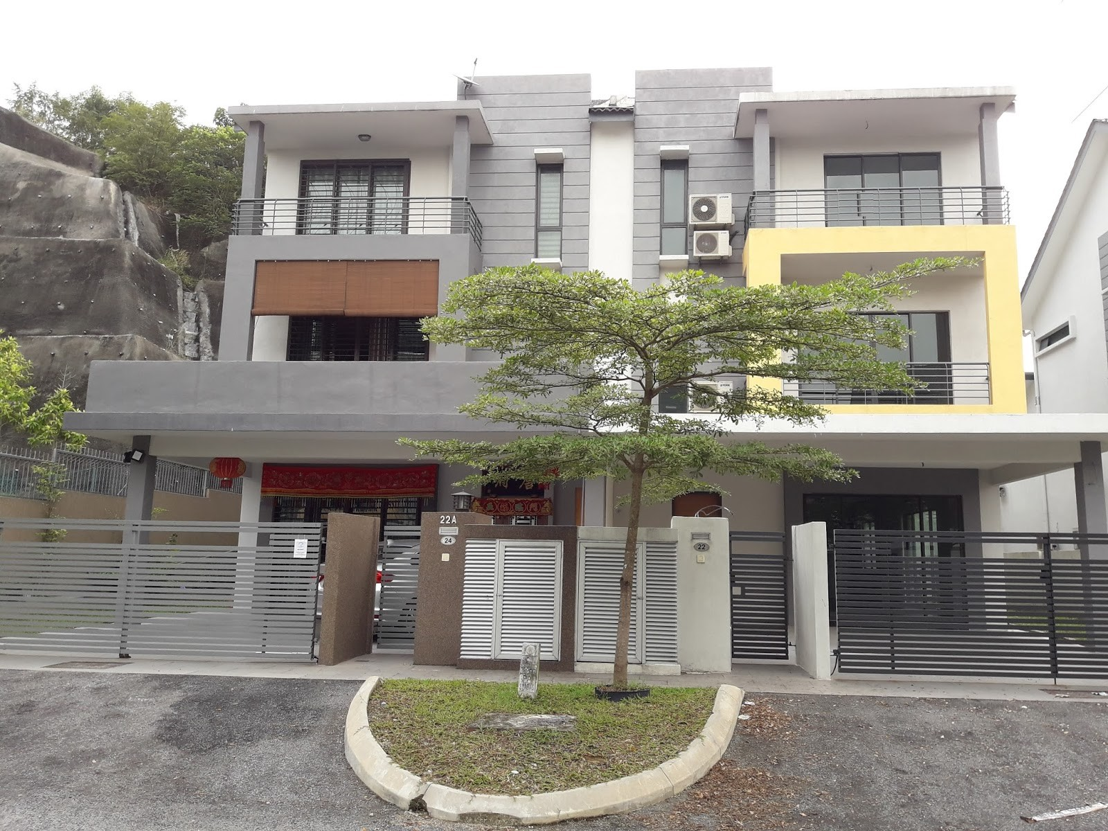 pleted 3 Storey Semi D Bungalow and Bungalow land for sale