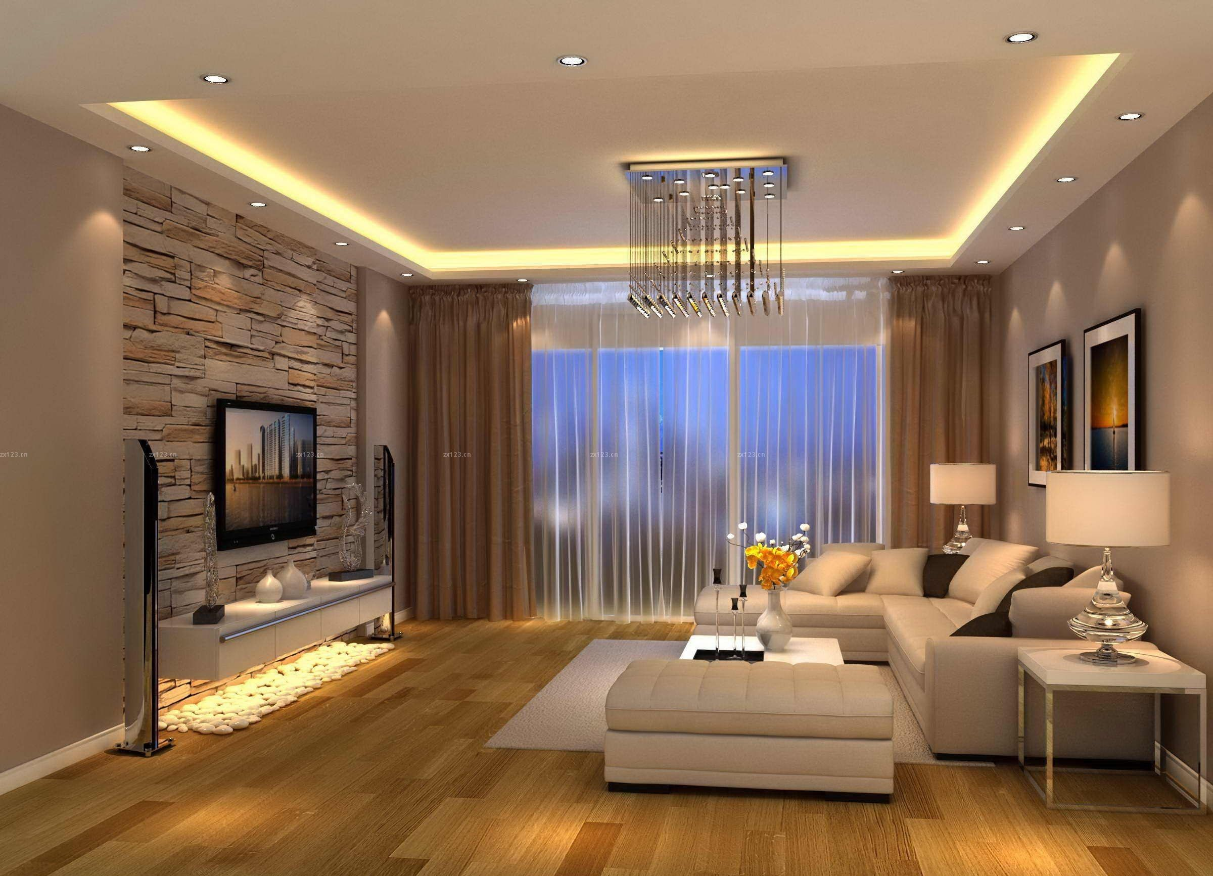 How To Decorate A Brown Living Room Cara Menghias Ruang Tamu yang Cokelat