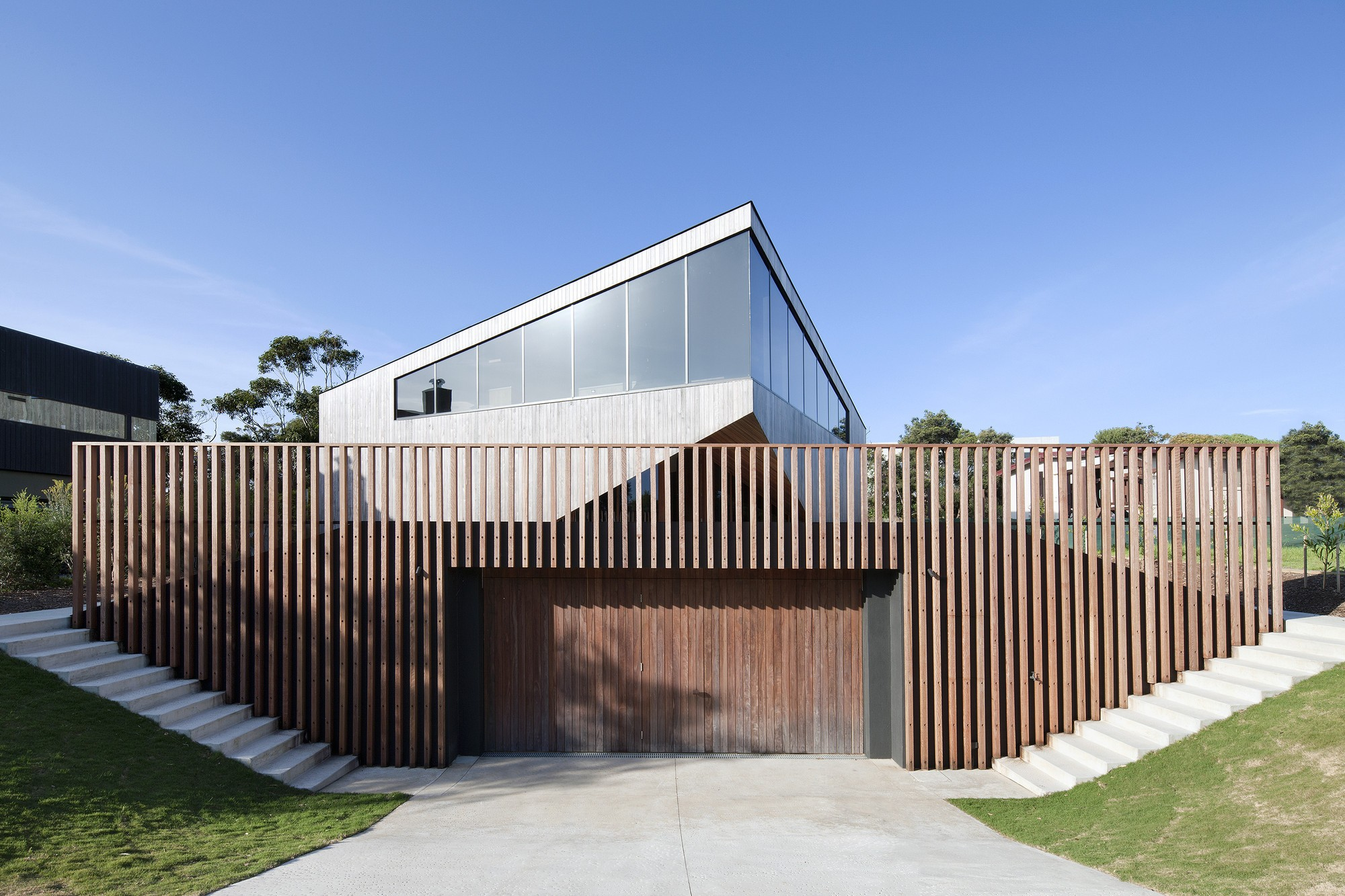 Gambar 01 Aireys house by Byrne architects Sumber archdaily 1