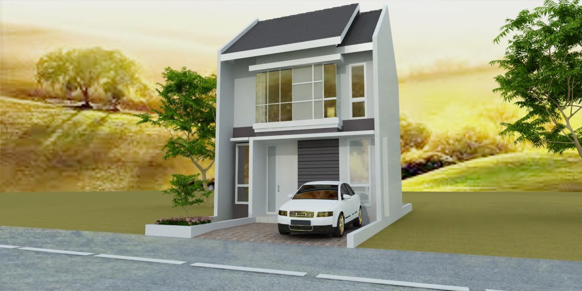 baja ringan jatiasih cluster alaya grande jual rumah baru minimalsi