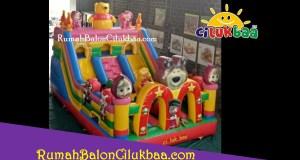 jual istana balon murah - Marsha 4x6