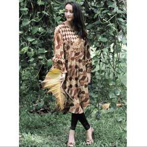 Tunik Batik Dress Melly