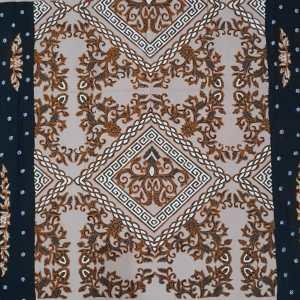 Kain Batik Tulis Katun Satin Pola Kemeja