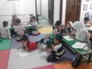 Kegiatan Belajar Sholat di Rumah Cerdas Islami (5)