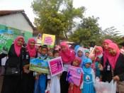 Pawai Taaruf Rumah Cerdas Islami Jombang dalam rangka Peringatan Isra Miraj 2016 (153)