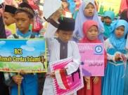 Pawai Taaruf Rumah Cerdas Islami Jombang dalam rangka Peringatan Isra Miraj 2016 (164)