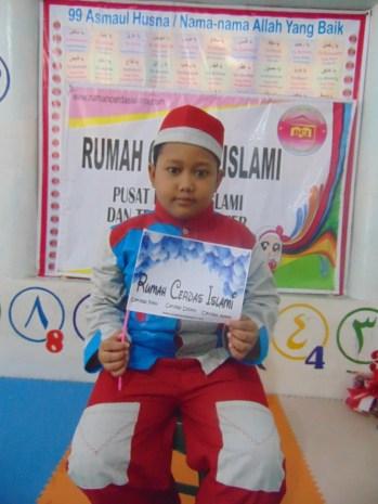 Pawai Taaruf Rumah Cerdas Islami Jombang dalam rangka Peringatan Isra Miraj 2016 (17)