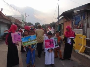 Pawai Taaruf Rumah Cerdas Islami Jombang dalam rangka Peringatan Isra Miraj 2016 (174)