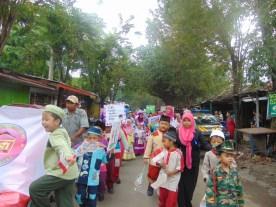 Pawai Taaruf Rumah Cerdas Islami Jombang dalam rangka Peringatan Isra Miraj 2016 (199)