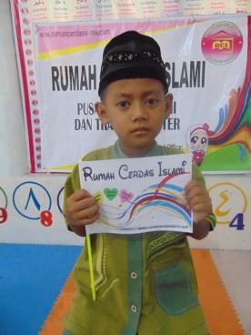 Pawai Taaruf Rumah Cerdas Islami Jombang dalam rangka Peringatan Isra Miraj 2016 (23)