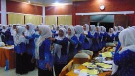 Training ESQ Rumah Cerdas Islami Untuk Guru PAUD Se-Kabupaten Jombang di Pacet (1)