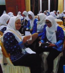 Training ESQ Rumah Cerdas Islami Untuk Guru PAUD Se-Kabupaten Jombang di Pacet (42)
