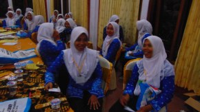 Training ESQ Rumah Cerdas Islami Untuk Guru PAUD Se-Kabupaten Jombang di Pacet (47)