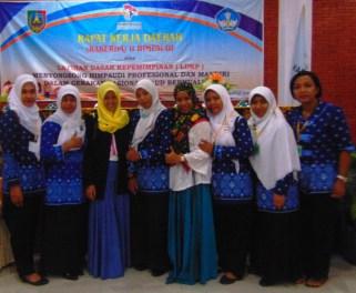 Training ESQ Rumah Cerdas Islami Untuk Guru PAUD Se-Kabupaten Jombang di Pacet (75)